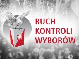 21.03 sobota w Poznaniu i Zielonej Górze Ruch Kontroli Wyborów