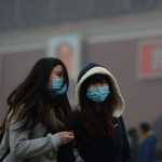 CHINA-POLLUTION-AIR