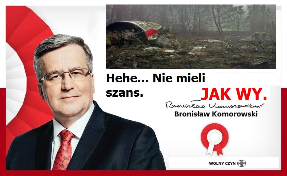 """WOLNY CZYN: Który z """"polskich polityków"""" """"zlecił"""" zamach w Smoleńsku?"""