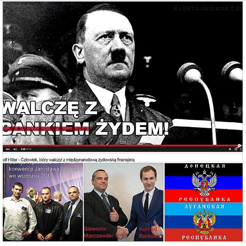 WOLNY CZYN: Ilu neohitlerowców poprze Grzegorza Brauna?