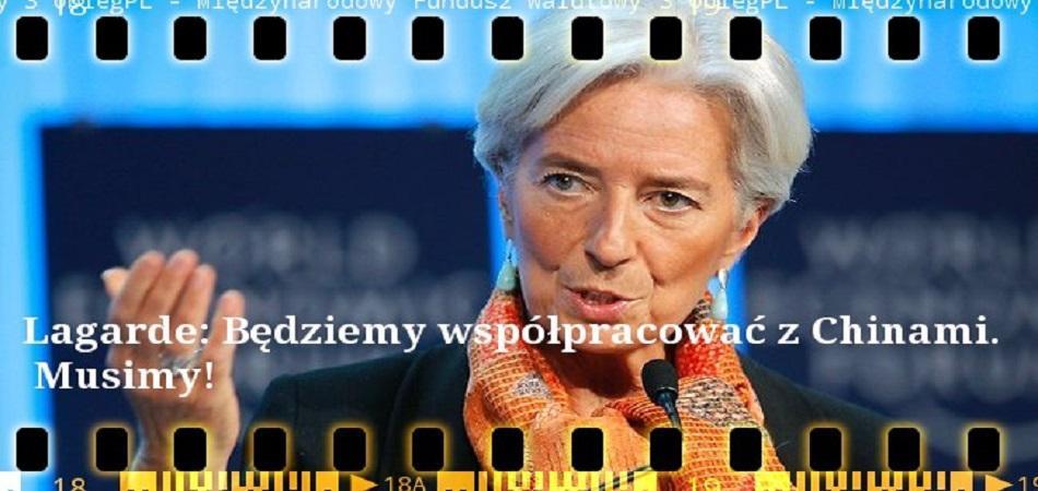 Bankrut z szampanem, czyli po co światu IMF?
