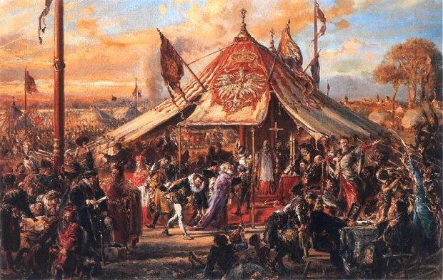 Pod węzłem konfederacji jarosławskiej