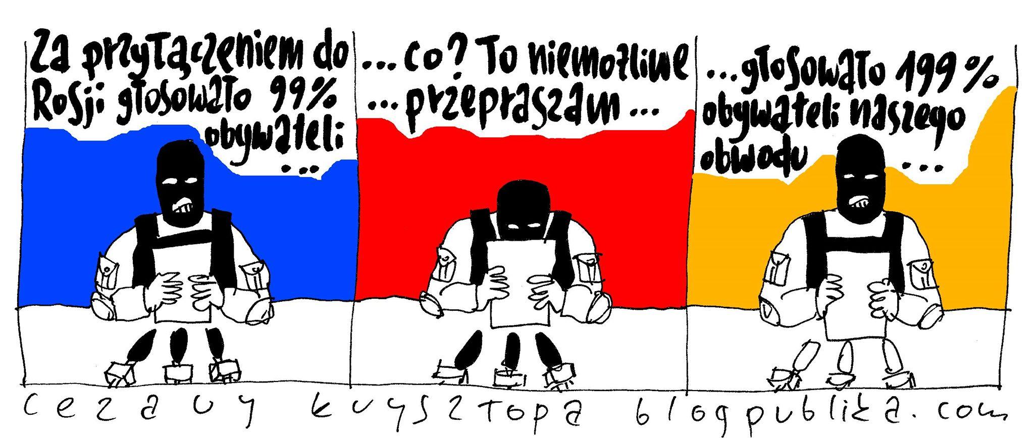 WOLNY CZYN: Jak sfałszują wybory? Plus: koniec epopei Doroty Stańczyk