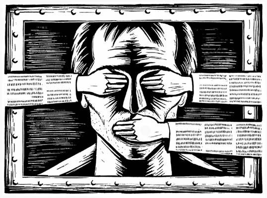 """Prawa człowieka: """"Cudze ganicie, swego nie znacie. Sami nie wiecie, co posiadacie"""""""