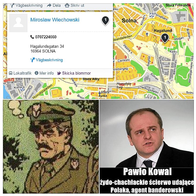 WOLNY CZYN: [V Kolumna Rosji] Koniec anonimowości Gajowego Maruchy
