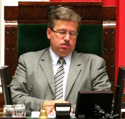 Kolejne zawiadomienie do prokuratury na Komorowskiego