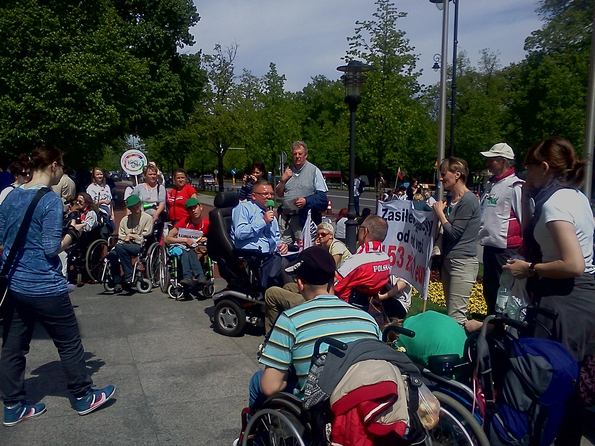 Niewidzialni niepełnosprawni