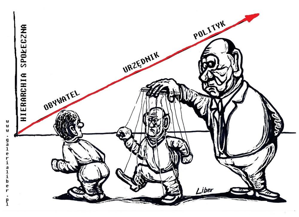 Hierarchia, od której nas boli…