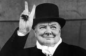 W.Churchill, najwiekszy przegrany wsrod wygranych-widziane z USA