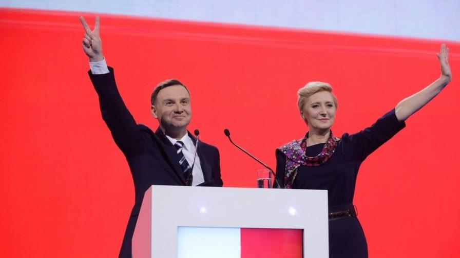 Gra wyborcza… Bronisława Komorowskiego