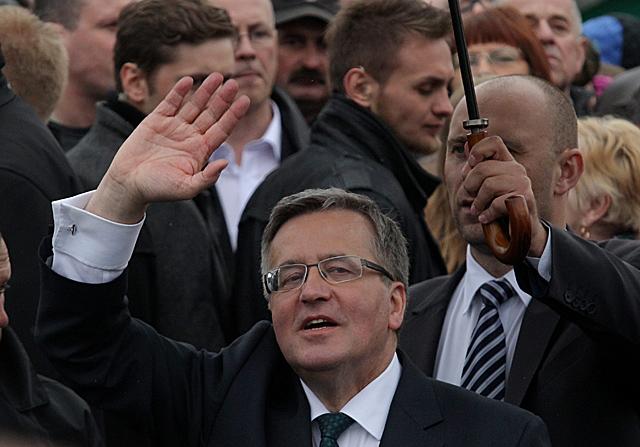 Komorowski i Rzepliński stoją za aferą SKOK