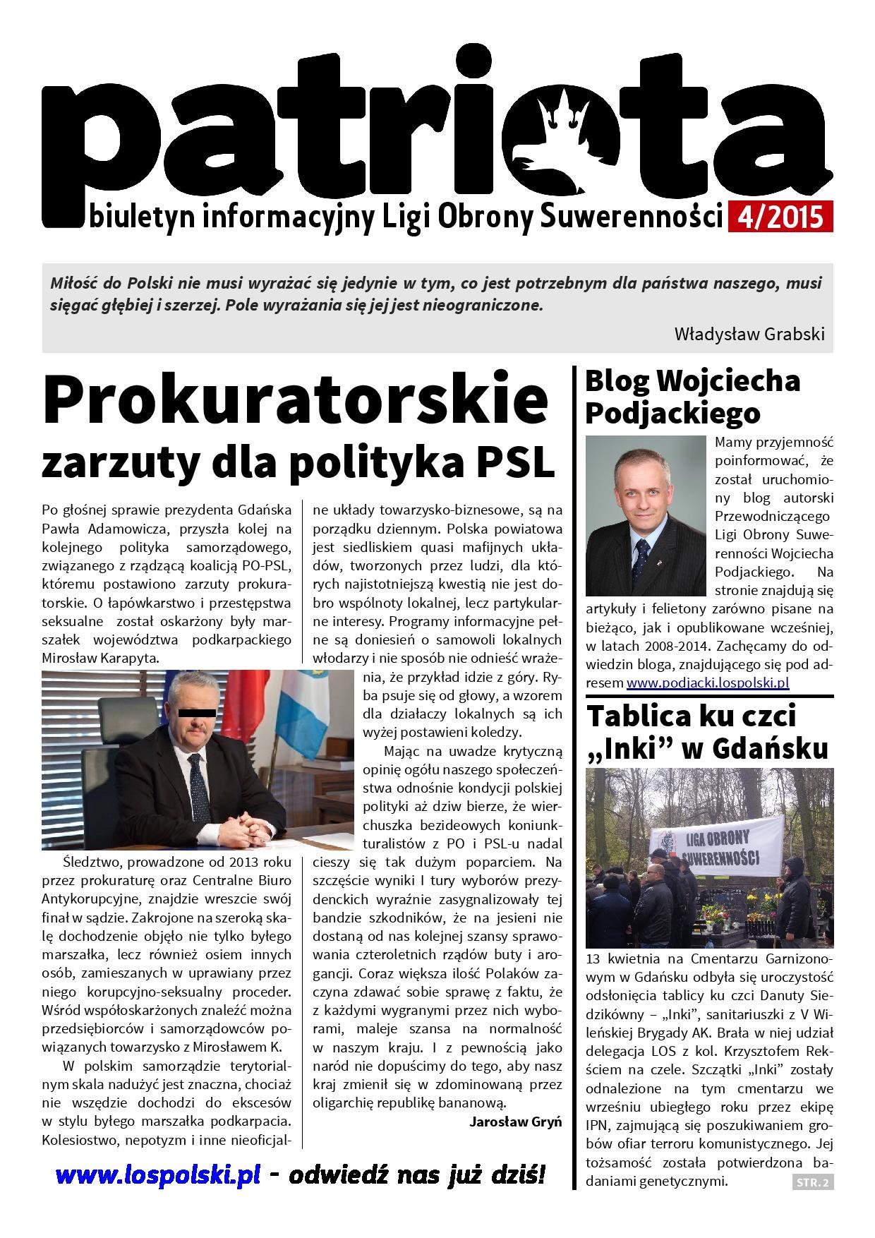 Patriota 4/2015