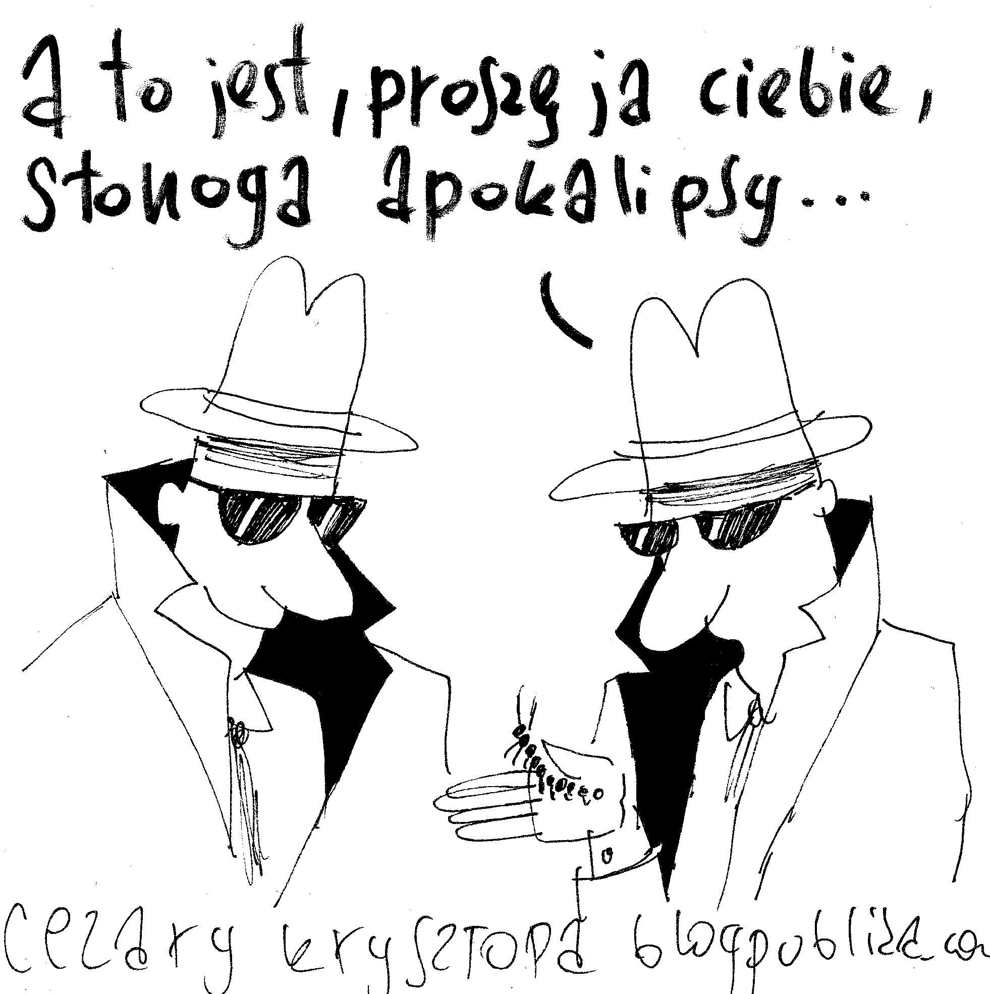 WOLNY CZYN: Gazeta Polska szczuje na Stonogę?