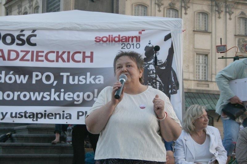 WOLNY CZYN: Proces Jadwigi Chmielowskiej – poniedziałek w Katowicach