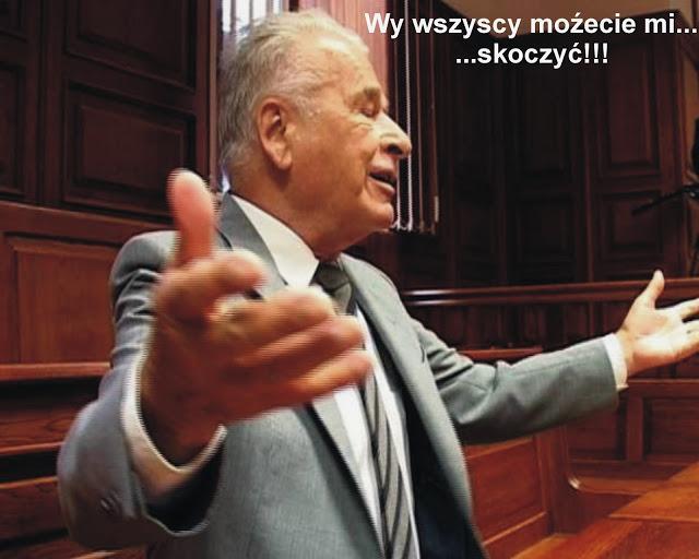 """WOLNY CZYN: Kombinacja operacyjna """"Kiszczak"""""""