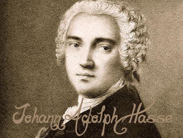 Musica Sacra Barocca-J.A.Hasse-Missa Ultima g-mol