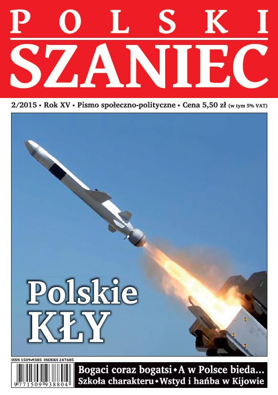 """""""Polski Szaniec"""" 2/2015 już w sprzedaży!"""