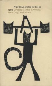 3. Książka A. Matyni o A. Kocie