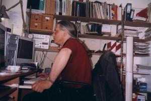9. Jacek Wałdowski, uczeń i przyjaciel A. Kota