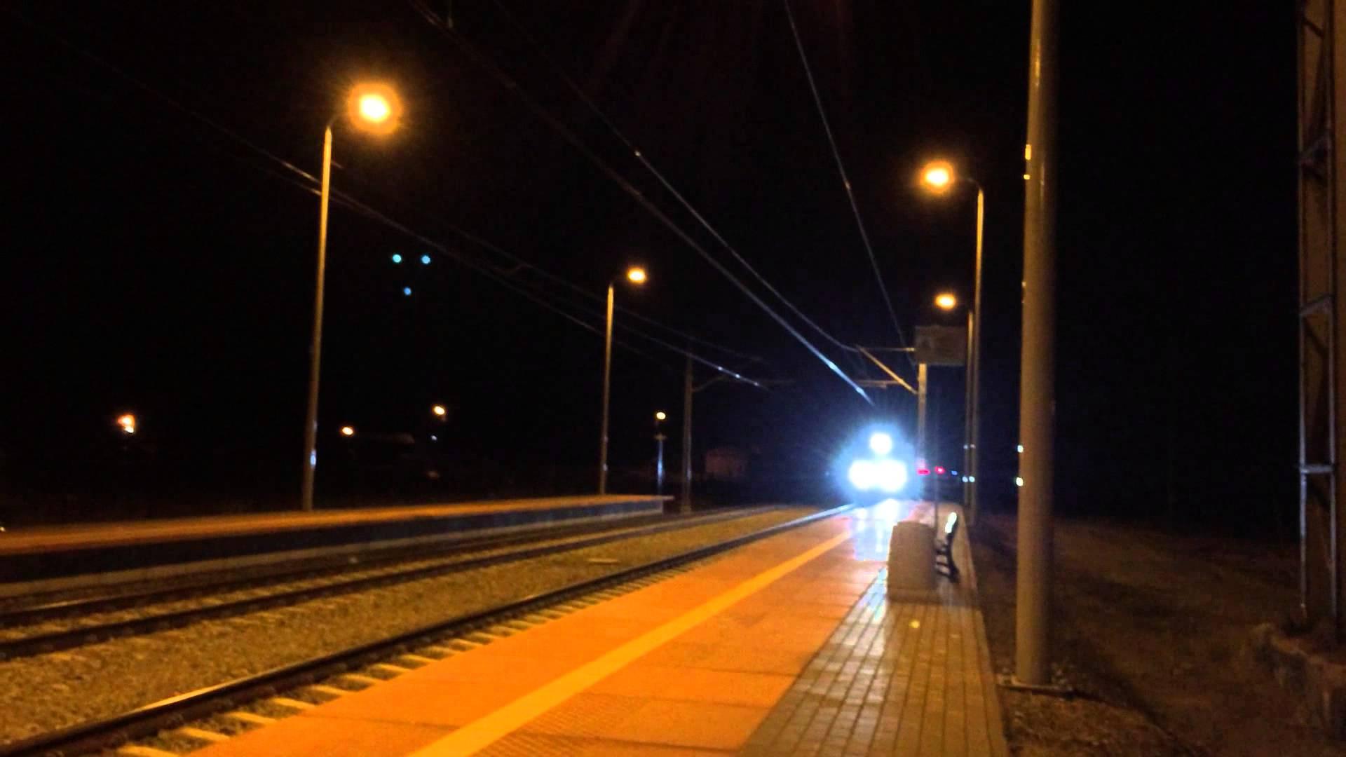 Stacja, na której nie zatrzymuje się PENDOLINO