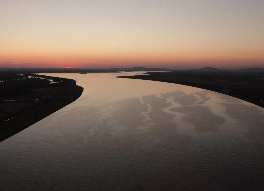 Nad pięknym, modrym Dunajem