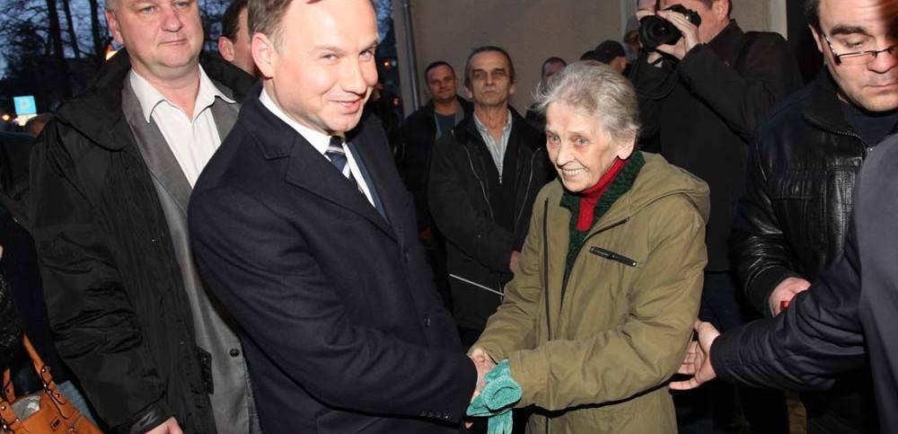 WOLNY CZYN: Apel do Prezydenta RP Andrzeja Dudy