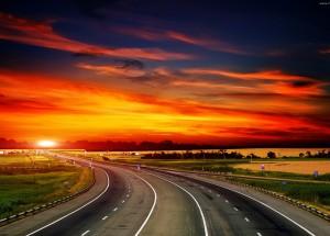 (tapeciarnia.pl)73786_autostrada_zachod_slonca