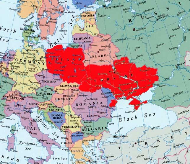 WOLNY CZYN: Żydzi rosyjscy z Izraela i Wielka Rzeczpospolita przyszłości
