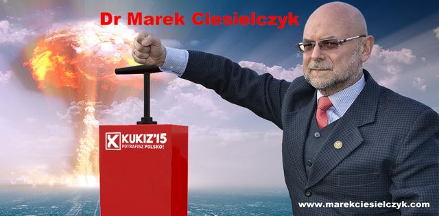 Marek Ciesielczyk przyrzeka wypłacić 1.000 zł za złamanie słowa