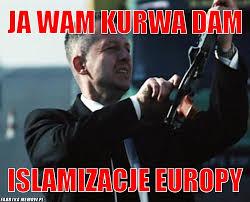 Kto Europę i NATO wodzi za nos?