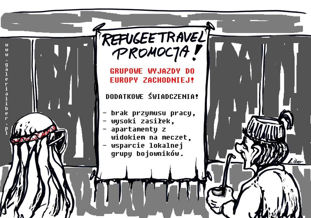 Uchodźca travel