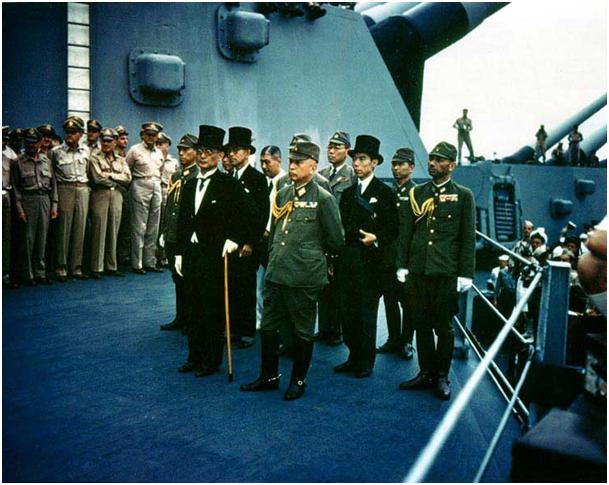 2 września 1945 roku –  koniec wojny