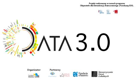 Fundacja Media 3.0 zaprasza na warsztaty z dziennikarstwa danych