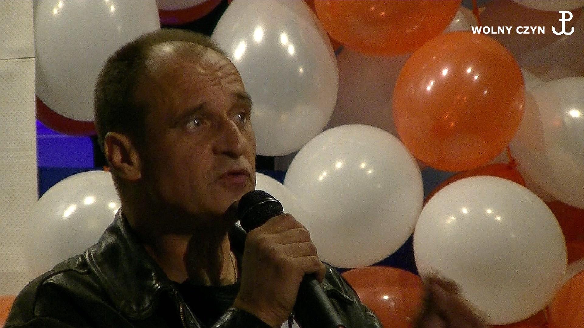 WOLNY CZYN: Konwencja wyborcza Ruchu Kukiza w Katowicach