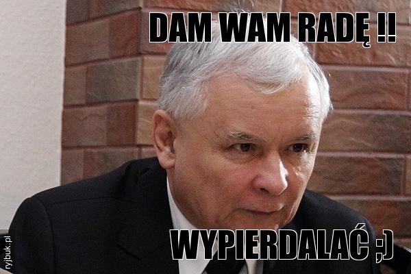Jarosław Kaczyński premierem
