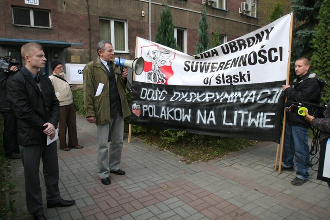 LOS ws. dyskryminacji Polaków na Litwie