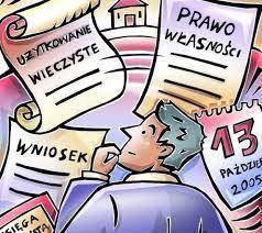 Projekty ws. wieczystego – w Sejmie