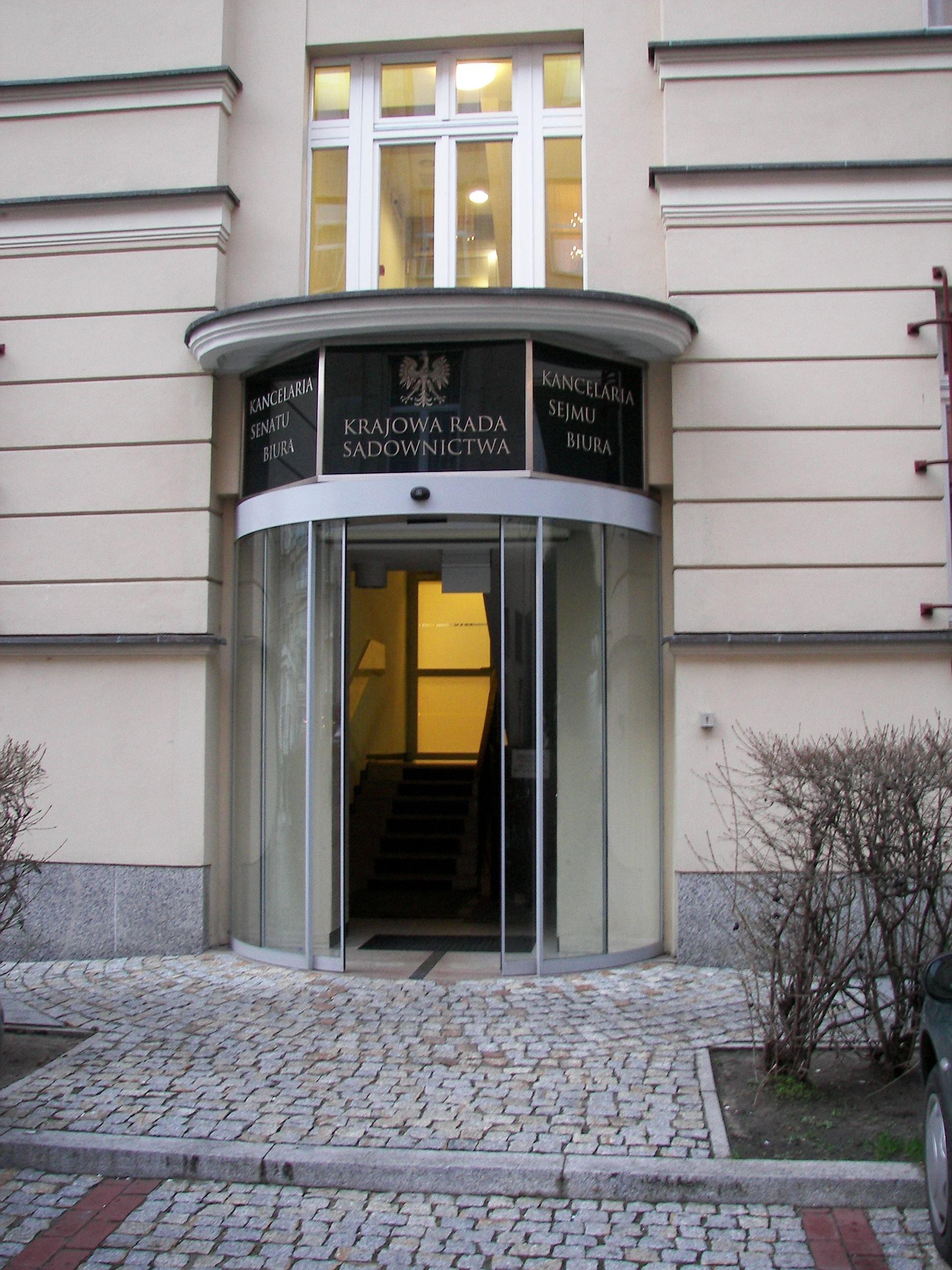 Krajowa Rada Sądownictwa uznaje skargę Macieja Rysiewicza