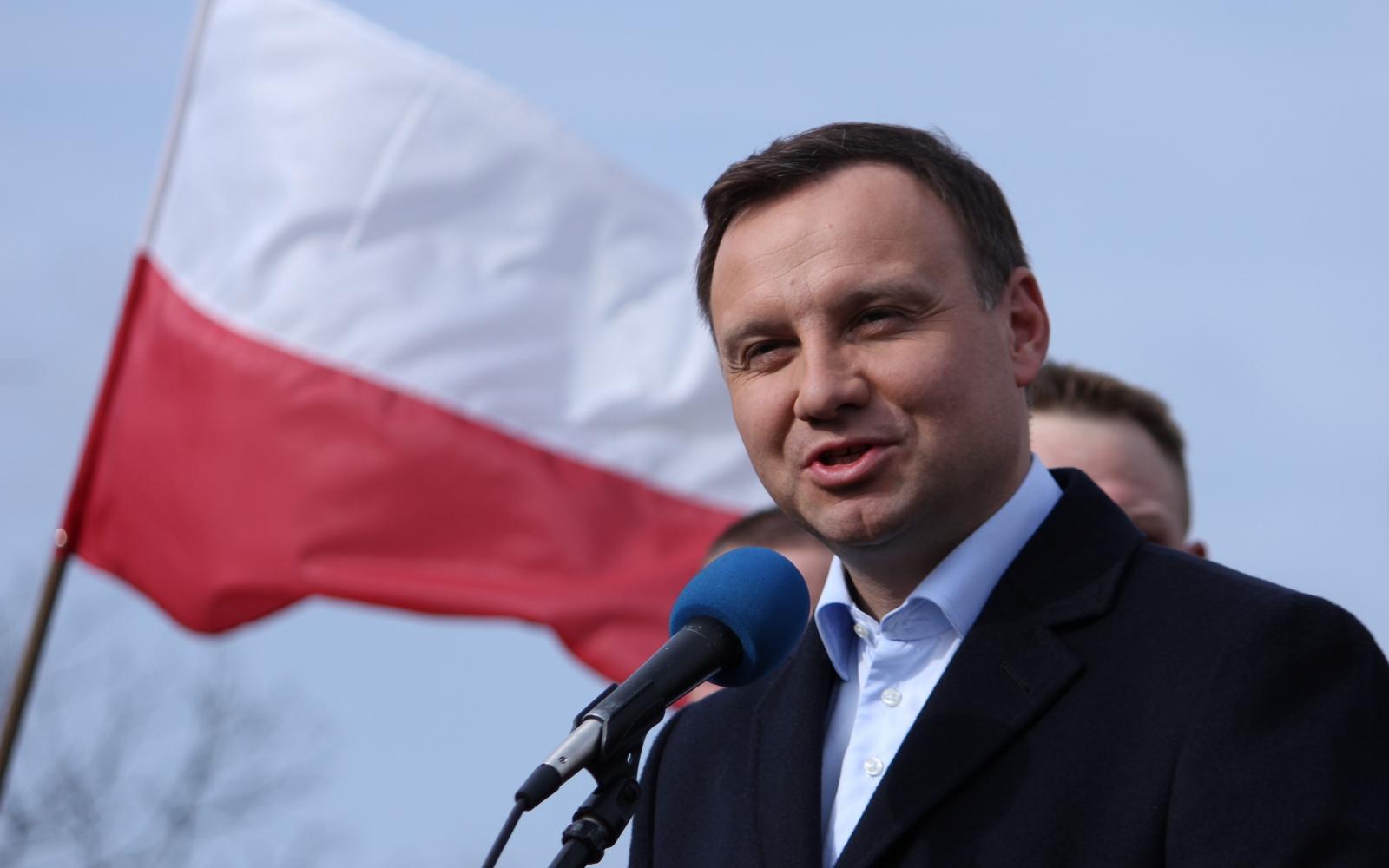 PAN PREZYDENT DUDACZEWSKI