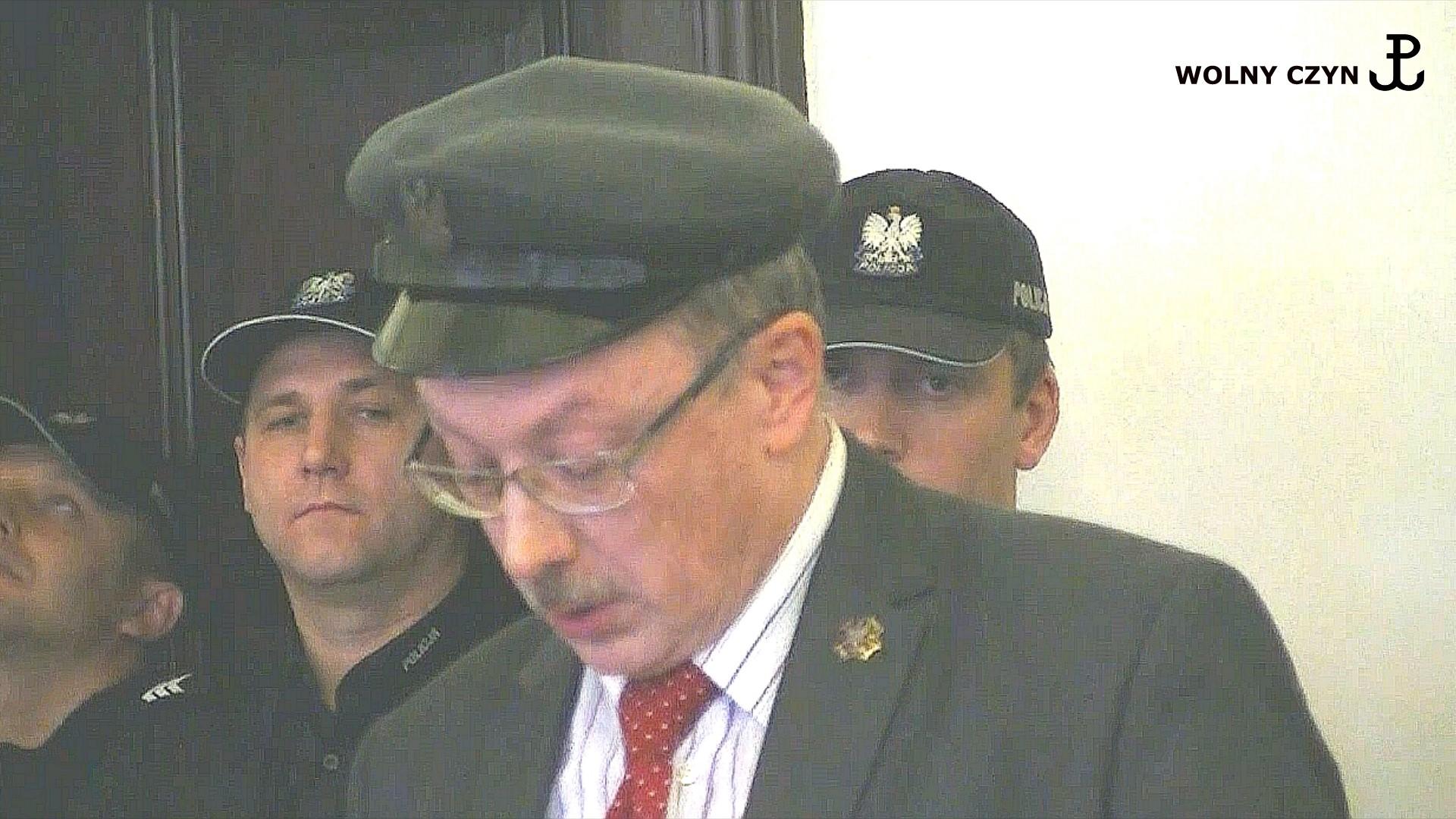 WOLNY CZYN: 6 listopada, Bytom: proces o brak szacunku dla rasy panów II