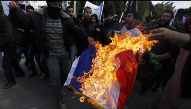 Ciężko odczuwać mi żal wobec Francuzów