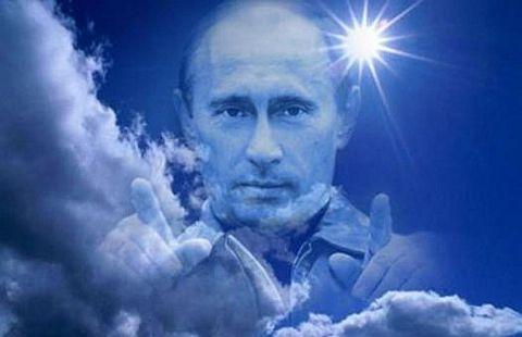 Jak się traci własny kraj, czyli: W świecie /polityki/nie ma już Putina, ani Wielkiej Rosji
