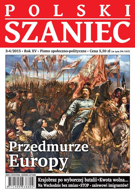 Polski Szaniec 3-4/2015 już w sprzedaży!