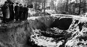 TATIANA ANODINA, NIKOŁAJ BURDENKO, JERZY MILLER, MACIEJ LASEK DO WSPÓLNEGO MIANOWNIKA KŁAMSTW KATYŃSKICH 1940, 2010