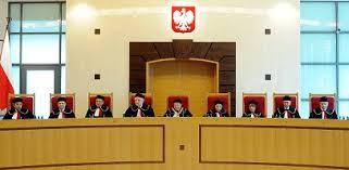 Żądajmy wyłączenia sędziów Trybunału Konstytucyjnego