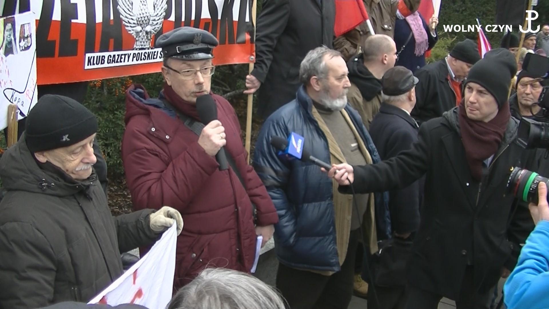 WOLNY CZYN: Solidarni 2010 w obronie Polski przed stalinowcami!