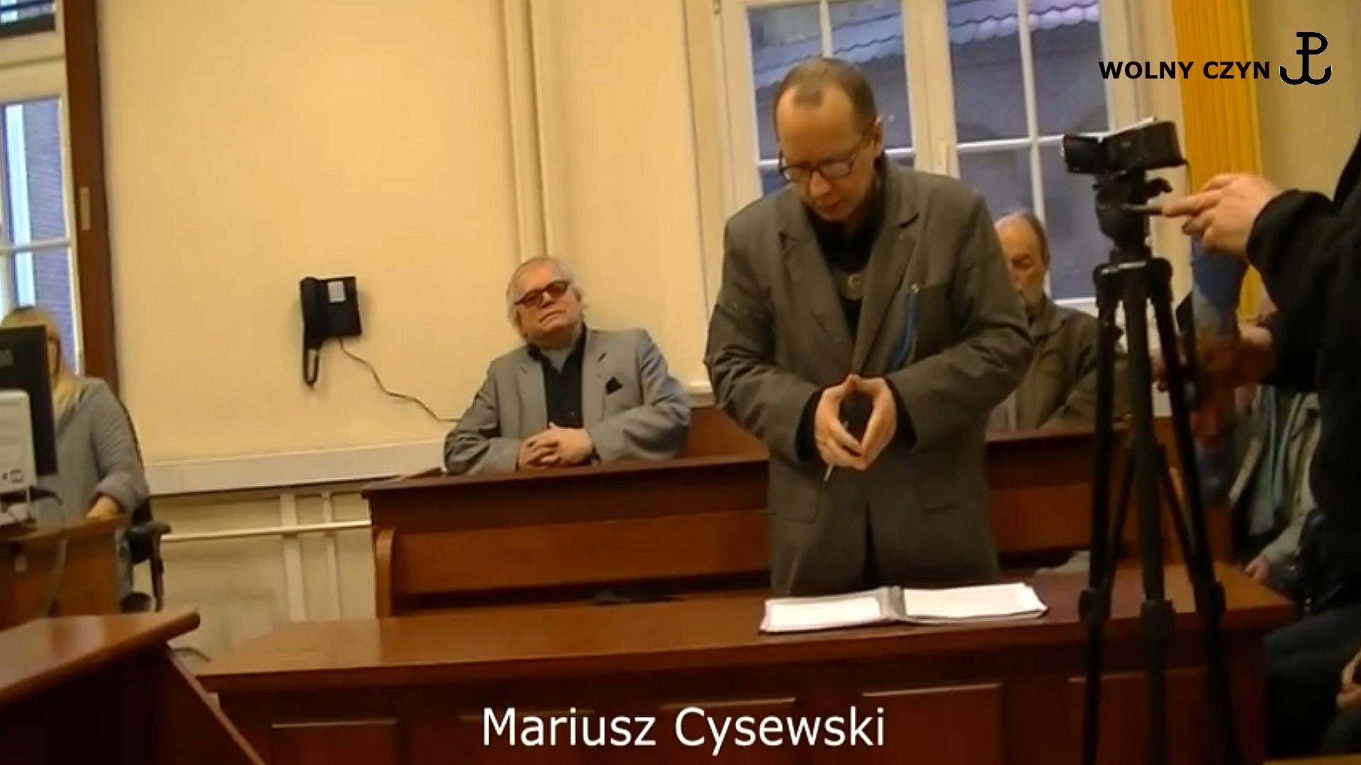 WOLNY CZYN: Dlaczego nie ma sensu łażenie do sądu?