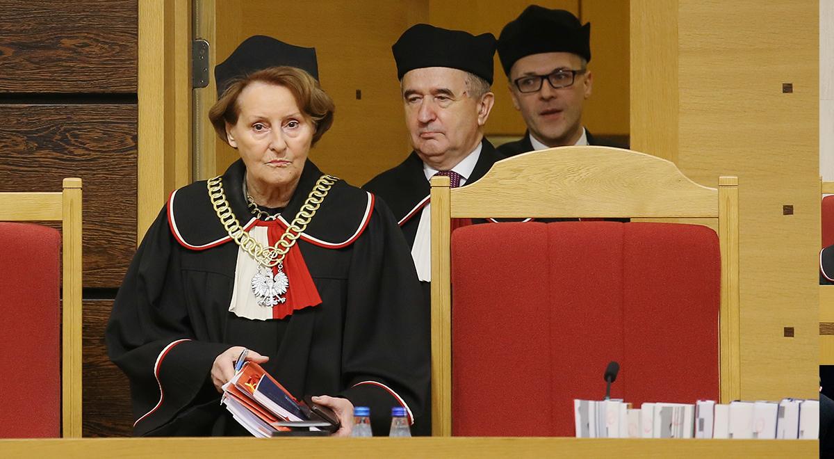 Sędziowie Trybunału Konstytucyjnego popełnili przestępstwo?