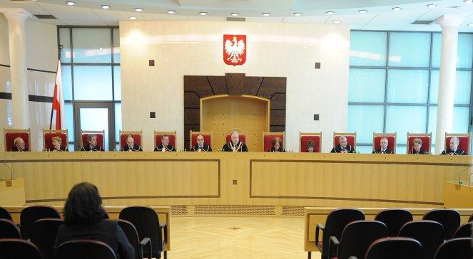 Trybunał Konstytucyjny narusza prawo i zasady logiki