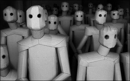 Marsz robotów